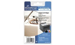 MediaRange MRET128 Black + Color