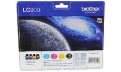 Brother LC-900VALBPRF Black + Color