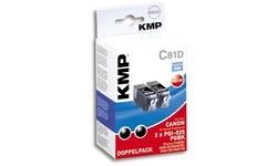 KMP C81D Black