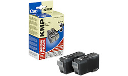KMP C5D Black Twin Pack