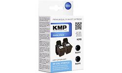 KMP H29D Black Twin Pack