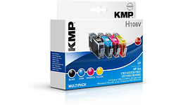KMP H108V Black + Color