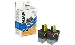 KMP B5D Black Twin Pack