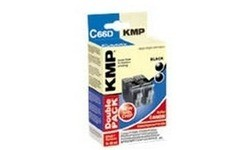 KMP C66D Black Twin Pack