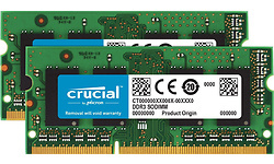 Crucial 8GB DDR3-1866 CL13 Sodimm kit