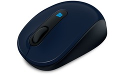 Microsoft Sculpt Mobile Mouse Blue
