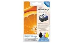 MediaRange HP21/HP22 Black + Color