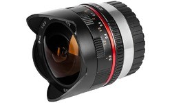 Samyang 8mm f/2.8 Fisheye II (Sony E)