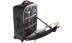 Vanguard Xcenior 62 T Foto-Trolley Black