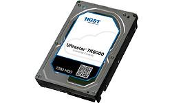 HGST Ultrastar 7K6000 2TB (512e, 128MB, Instant Secure Erase)
