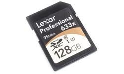 Lexar Professional SDXC UHS-I U3 633x 128GB