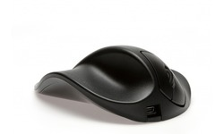 Bakker Elkhuizen HandShoeMouse Large Mouse Black