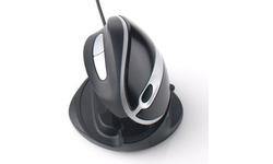Bakker Elkhuizen Oyster Mouse Large Black