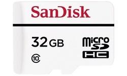 Sandisk High Endurance MicroSDHC UHS-I 32GB + Adapter