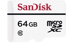 Sandisk High Endurance MicroSDXC UHS-I 64GB + Adapter