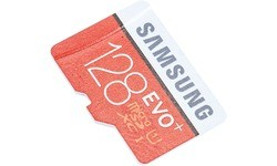 Samsung Evo+ MicroSDXC UHS-I 128GB + Adapter