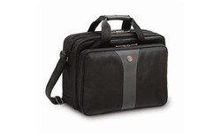 Swissgear 15.6 Legacy Checkpoint Friendly Double Gusset Computer Case Black