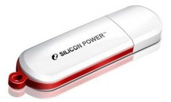 Silicon Power 320 8GB White
