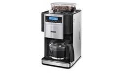 Princess Coffee Maker and Grinder DeLux Black