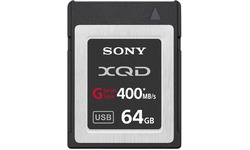 Sony XQD G-Series 64GB