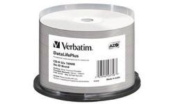Verbatim CD-R 700MB 52x 50pk Spindle