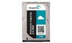 Seagate Enterprise Capacity 2.5 HDD 1TB (SAS, SED, 4Kn)