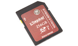 Kingston SDXC UHS-I U3 256GB