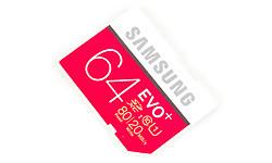 Samsung Evo+ SDXC UHS-I 64GB