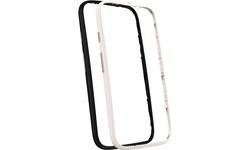 Motorola Moto E 4G Bumper Duo Pack Black/White