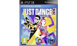 Just Dance 2016 (PlayStation 3)