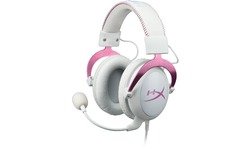 Kingston HyperX Cloud II White/Pink