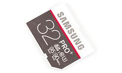 Samsung Pro+ SDHC UHS-I U3 32GB
