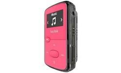 Sandisk Clip Jam 8GB Pink