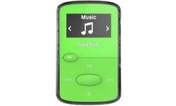 Sandisk Clip Jam 8GB Green