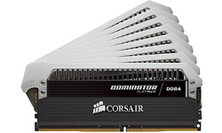 Corsair Dominator Platinum 128GB DDR4-2400 CL14 octo kit