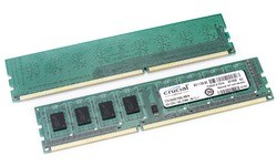Crucial 8GB DDR3L-1600 CL11 kit