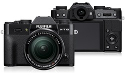 Fujifilm X-T10 18-55 kit Black