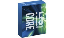 Intel Core i5 6600K Boxed