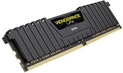 Corsair Vengeance LPX Black 8GB DDR4-3000 CL15 kit
