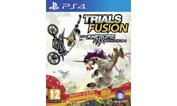 Trials Fusion, The Awesome Max Edition (PlayStation 4)