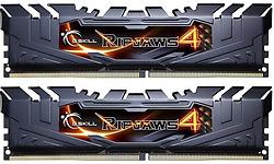 G.Skill Ripjaws IV Black 8GB DDR4-3000 CL15 kit