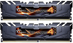 G.Skill Ripjaws IV Black 8GB DDR4-3200 CL16 kit