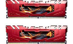 G.Skill Ripjaws IV Red 16GB DDR4-2666 CL15 kit