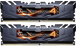 G.Skill Ripjaws IV Black 16GB DDR4-3000 CL15 kit