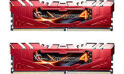G.Skill Ripjaws IV Red 8GB DDR4-2666 CL15 kit