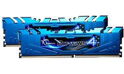 G.Skill Ripjaws IV Blue 8GB DDR4-3000 CL15 kit