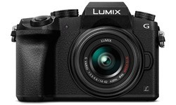 Panasonic Lumix DMC-G7 14-42 HD II kit Black
