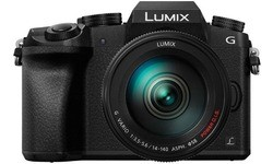 Panasonic Lumix DMC-G7 14-140 kit Black