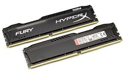 Kingston HyperX Fury Black 16GB DDR4-2666 CL15 kit