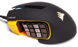 Corsair Scimitar RGB Yellow